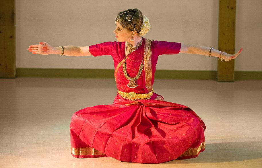 Rebecca Busch, Vedic Dance teacher