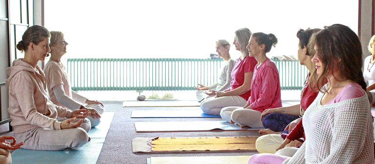 Maharishi Yoga Asanas at MERU