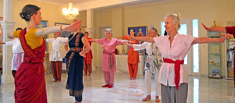 What is Vedic Dance?
